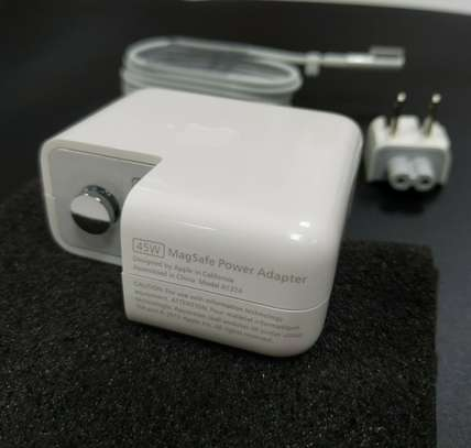 45W Magsafe 1 Power Adapter Charger for MacBook Air A1374 L-Tip A1369 3.1A 14.5V image 2
