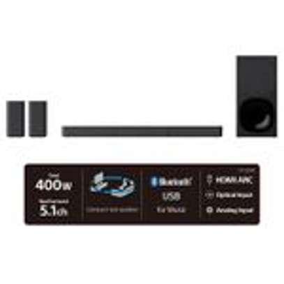 Sony 400W HOME CINEMA SOUNDBAR, 5,1CH HT-S20R-B,Fm,USB,SD  CARD image 2