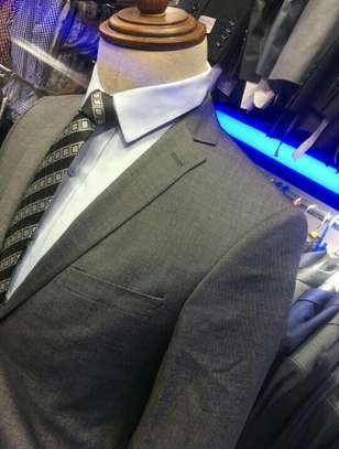 Executive slim fit suit
