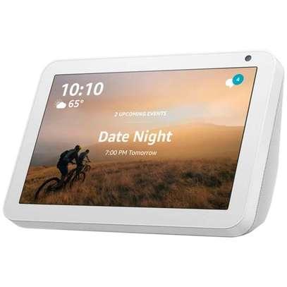 """Amazon - Echo Show 8"""" Smart Display with Alexa image 2"""