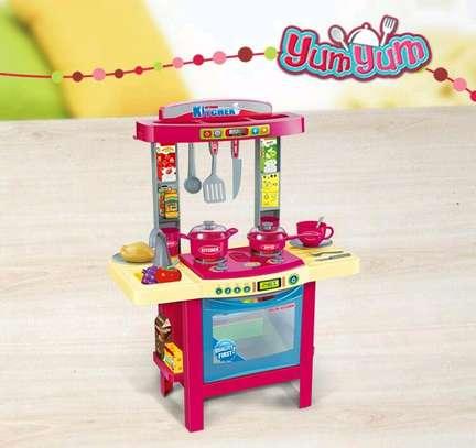 Kitchen toy set image 1