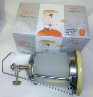 gas lantern / lighting image 1