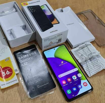 Samsung galaxy a52 256gb hot offer image 1