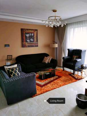 Two bedrooms apartment fully furnished kilimani for rent image 3