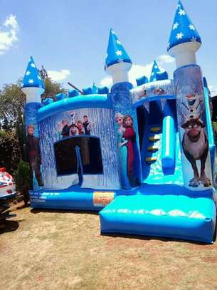 Bouncy castles for hire image 4