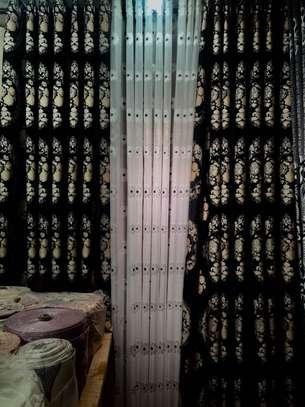 Pure Cotton Curtain image 1