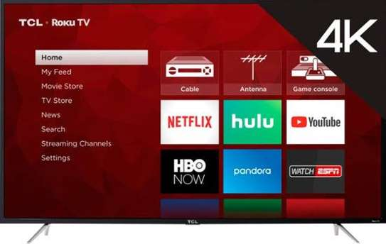 TCL digital smart 4k 65 inches image 2