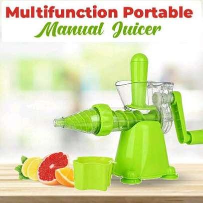 multifunction manual juicer image 1