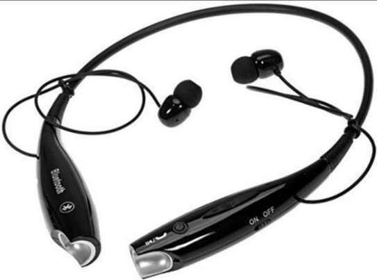 Bluetooth Neck earphones image 1