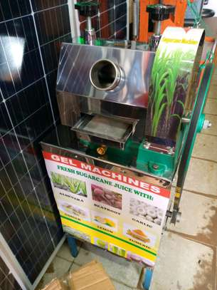 Sugarcane machine image 1