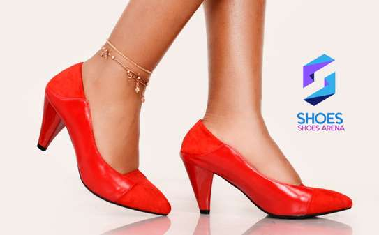 Elegant Comfy Heels image 5