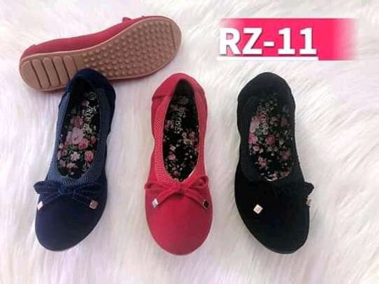 women shoes/doll/flat shoes image 3