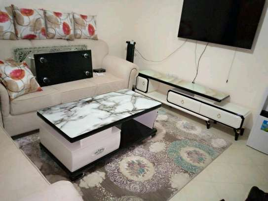 Matching coffee table and tvstand image 1