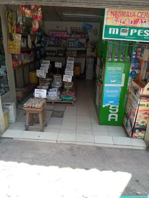 General shop/mpesa/cereals shop for sale