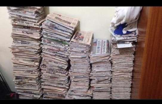 We Buy Old Newspapers(a kilo ksh 50) image 7