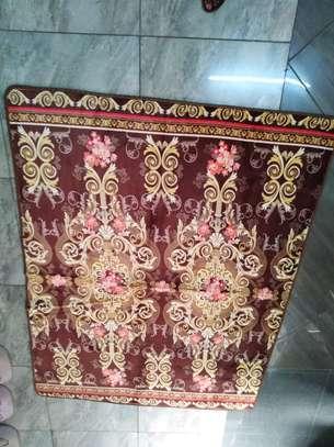 TURKISH FLUFFY CARPET image 2