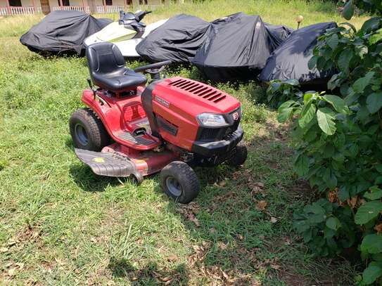 Craftsman Ride on Mower 19Hp Large Cutting Deck