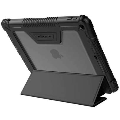 Nillkin Full Body Protective Bumper Shockproof Case with Apple Pencil Holder for iPad 10.2/7th Gen image 5
