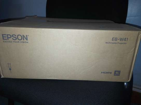 Epson EB-W41 Projector image 2