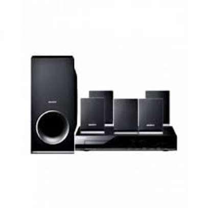 Sony tz 140 DVD hometheatre system image 1