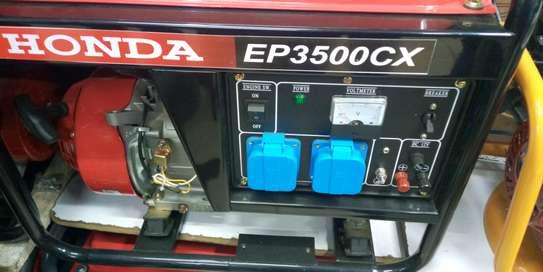 Honda Petrol Generator 4.5kva; Ep3500cx image 2