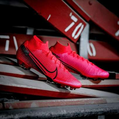 Latest 2020 Nike Mercurial Superfly 7 Elite FG Soccer Cleats image 3