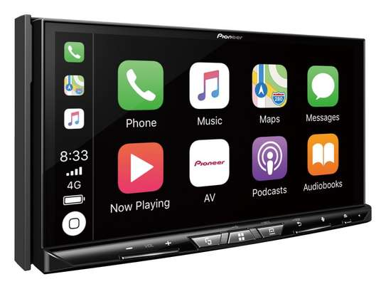 AVH-X8850BT,Touch-screen Multimedia player with Apple CarPlay, Android Auto & Bluetooth. image 3
