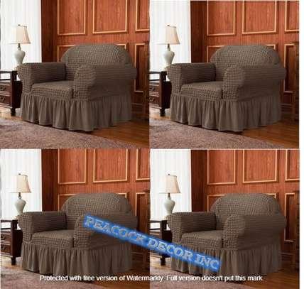 Stretch Spandex Sofa Cover image 12