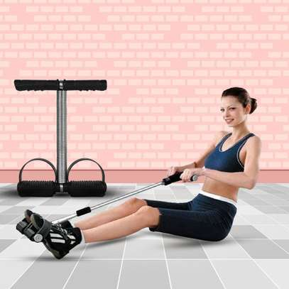 Tummy Trimmer Abs Exerciser, Waist Trimmer, Fitness image 1