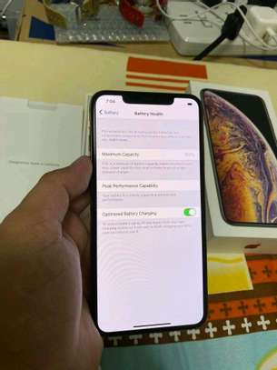 Apple Iphone Xs Max : Gold 512 Gb & Iwatch Series 3 ( gps and cellular version ) image 2