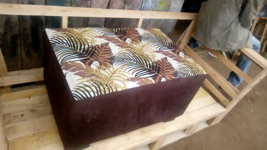 Sofas.. Ottoman foot resting stool