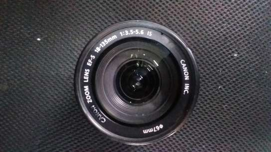 Canon camera lens 18-135mm image 3