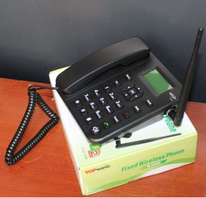 Topsonic S100 Fixed Wireless landline phone image 1