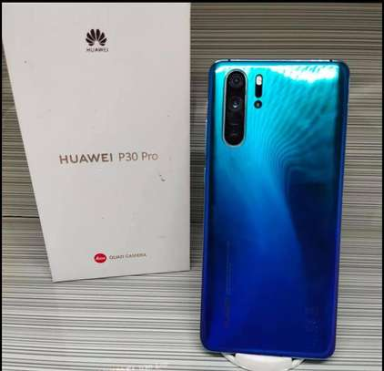 Huawei p30 pro 512gb blue on offer image 2