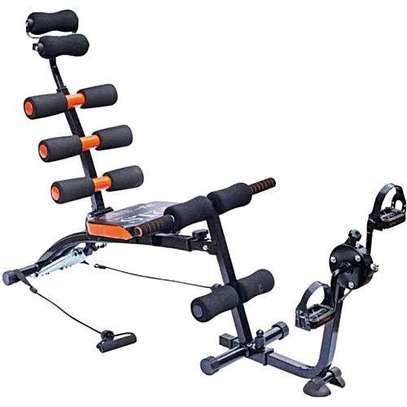 6 pack care exercise bench image 1