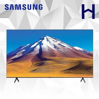 "Samsung 65"" Smart UHD 4K LED TV – Black 2020 Latest Models image 1"