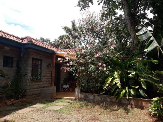 Furnished 1 bedroom house for rent in Runda image 2