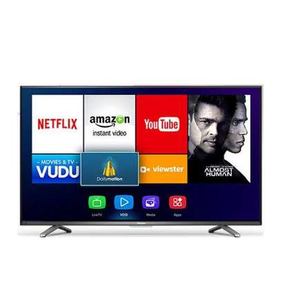 Hisense 40 inches Smart Android Digital TVs image 1