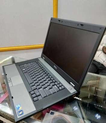Laptop Dell Latitude E5510 4GB Intel Core I5 HDD 320GB image 1