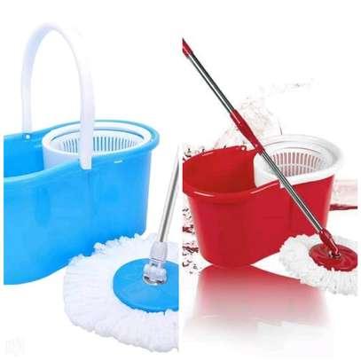 Spin mop image 1