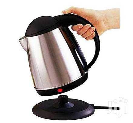 Lyons Cordless Stainless Steel Electric Kettle image 1