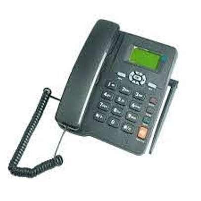 Landline Simcard Phone image 1