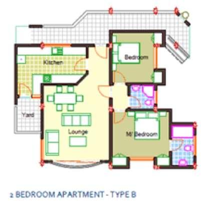 2 Bedroom Apartment For Quicksale In Limuru Road Ruaka image 2