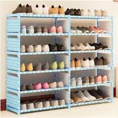 :ortable Shoe racks image 5