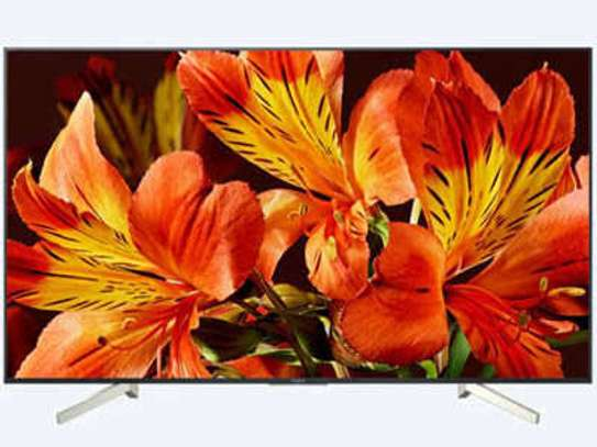 New Sony 65inches Kd-65X8000h smart Android 4k UHD image 1