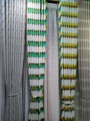 Beautiful home Curtains. image 6