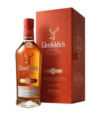 Glenfiddich 21 Years Whisky image 1
