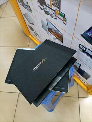Toshiba laptop on offer ultra slim image 1