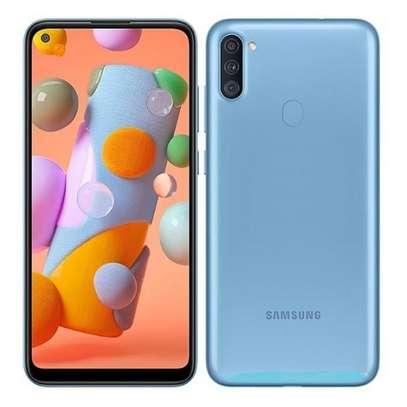 """Samsung Galaxy A11 (SM-A115) Smartphone: 6.4"""" inch - 2GB RAM - 32GB ROM image 1"""