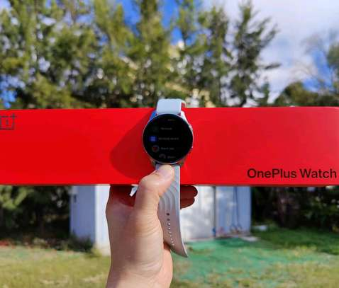 BRAND NEW!!! ONE PLUS WATCH image 2